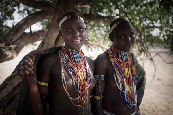 Arbore women in Ethiopia