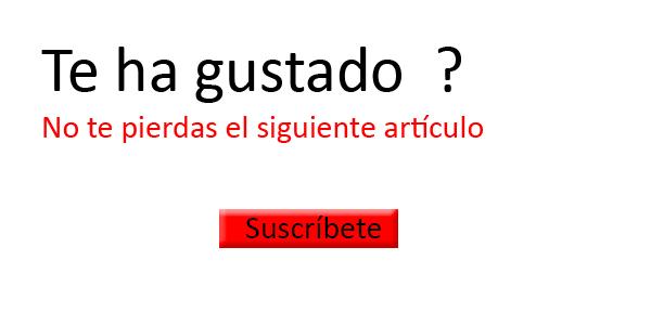 Subscribe Button Blog ESP